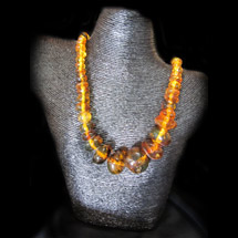 © Goldmine Jewellery - Amber Necklace